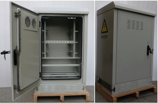 Heat Insulation Outdoor Power Cabinet Weatherproof Power