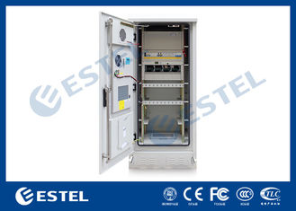 China 19 Inch Outdoor Equipment Enclosure 42U Communication cabinet supplier