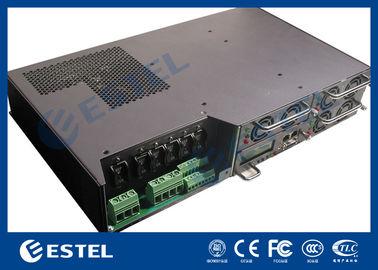 Microwave Communication Telecom Rectifier System High Efficiency GPE4890A 45Hz - 65Hz