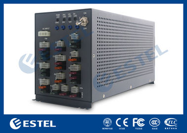 AC 230V Input Industrial Power Supplies , Telecom Power Supply 564.5W