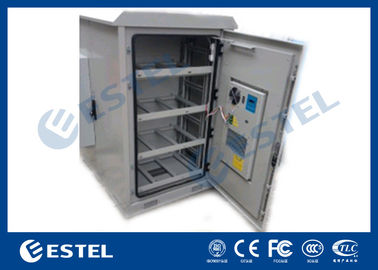 Equipment Enclosures Outdoor Battery Cabinet IP55 With Anti Theft Three Point Lock