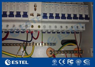 Intelligent Power Distribution Unit PDU Grade D For Outdoor Telecom Enclosure
