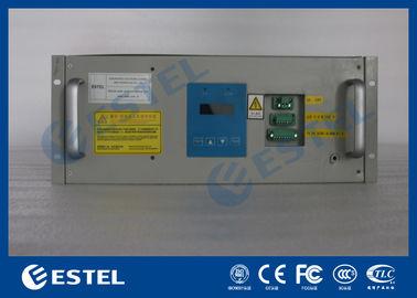 300W Outdoor Network Cabinet Heat Exchanger Low Noise ISO9001 CE Certification