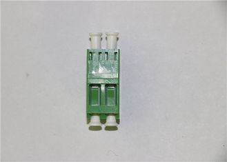 Low Insertion LC Duplex Adapter High Stability​ For Network Equipment