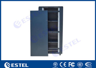 Cold Rolled Steel Sever Network Enclosure Cabinet , Equipment Rack Cabinet For IDC Room