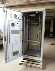 Waterproof Power Supply Cabinet IP55 Anti Corrosion Thermal Insulated For Air Conditioner Equipment