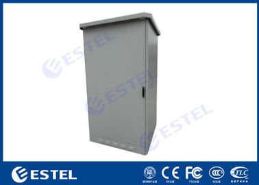 Outdoor Floor Mounted Power Supply Distribution Cabinet G1114114005 For Telecomm Base