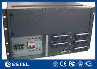 China Outdoor BTS Cabinet Telecom Rectifier System factory