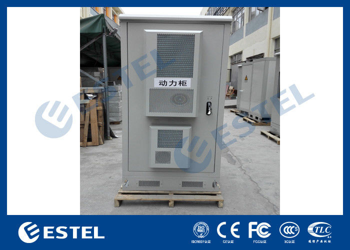 Dustproof Integrated Outdoor Power Cabinet Outdoor 19