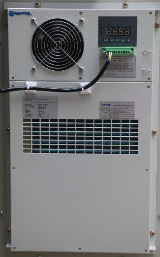 China AC110V 60Hz 600W Cabinet Type Air Conditioner MODBUS RTU  Communication Protocol , LED Dispaly