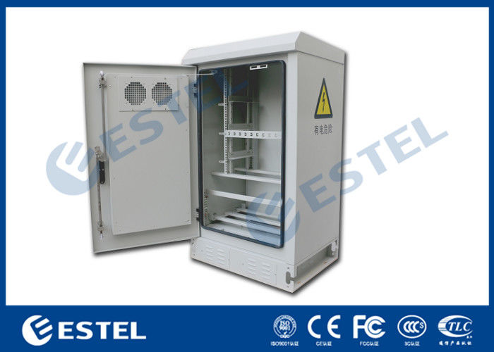Heat Insulation Outdoor Power Cabinet Weatherproof Power